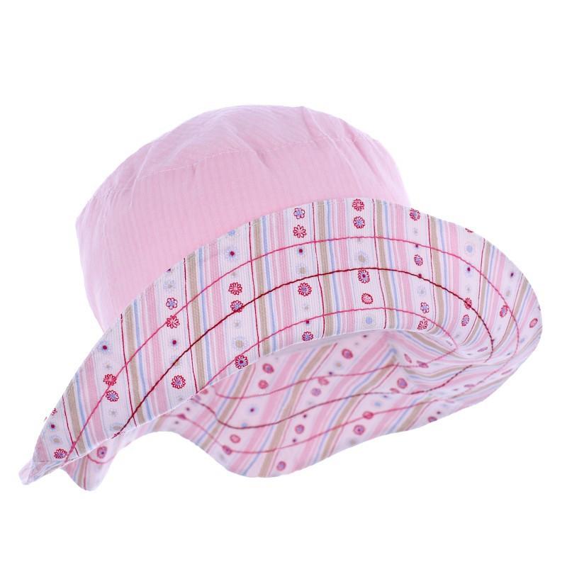czapka kapelusz rondo lato-pupill