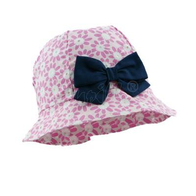 kapelusz,czapka kokarda dla dziewczynki na lato-pupill