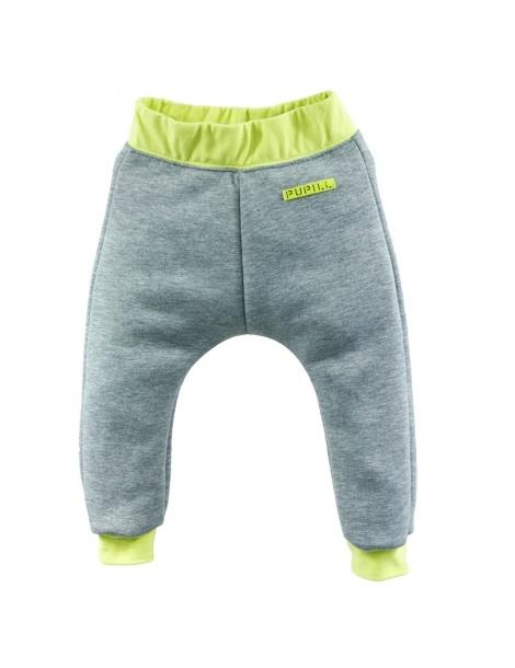 spodnie od dresu dla dziewczynki lub chłopca na wiosnę-pupill