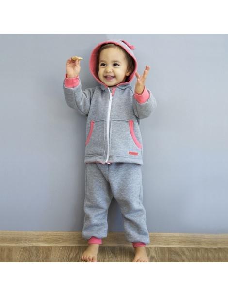 Dres,bluza,spodnie dla dziewczynki na wiosnę-pupill